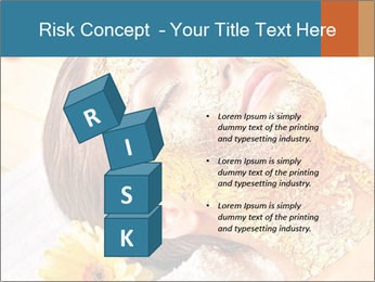 Gold mask PowerPoint Templates - Slide 81