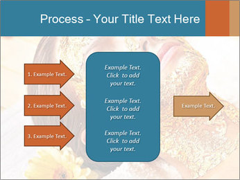 Gold mask PowerPoint Templates - Slide 85