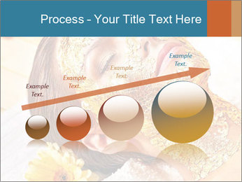 Gold mask PowerPoint Templates - Slide 87