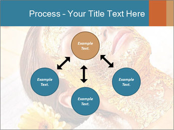 Gold mask PowerPoint Templates - Slide 91