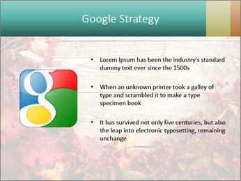 Fallen leaves PowerPoint Template - Slide 10