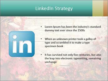 Fallen leaves PowerPoint Template - Slide 12