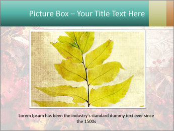 Fallen leaves PowerPoint Template - Slide 16