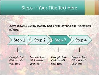 Fallen leaves PowerPoint Template - Slide 4