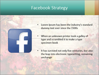 Fallen leaves PowerPoint Template - Slide 6