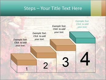 Fallen leaves PowerPoint Template - Slide 64