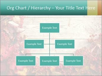 Fallen leaves PowerPoint Template - Slide 66