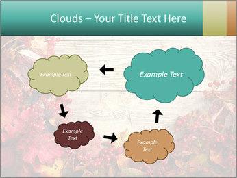 Fallen leaves PowerPoint Template - Slide 72