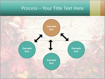 Fallen leaves PowerPoint Template - Slide 91