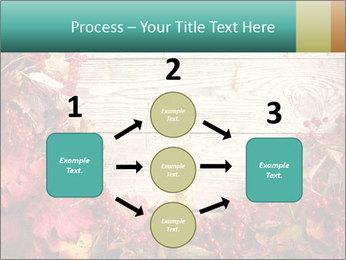 Fallen leaves PowerPoint Template - Slide 92