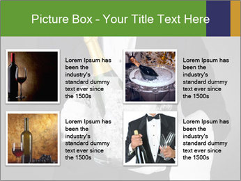 Champagne Ice Bucket PowerPoint Templates - Slide 14