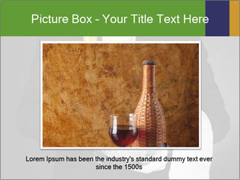 Champagne Ice Bucket PowerPoint Templates - Slide 15