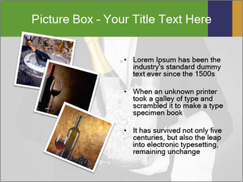 Champagne Ice Bucket PowerPoint Templates - Slide 17