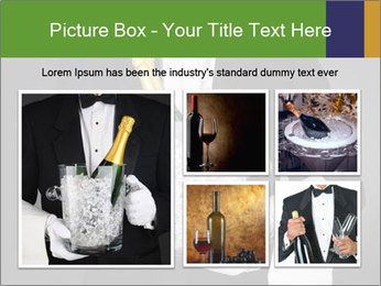 Champagne Ice Bucket PowerPoint Templates - Slide 19