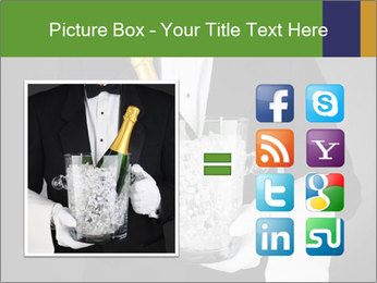 Champagne Ice Bucket PowerPoint Templates - Slide 21