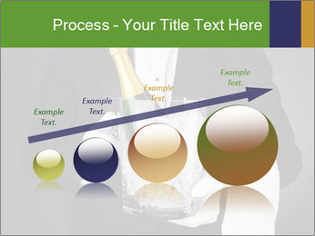 Champagne Ice Bucket PowerPoint Templates - Slide 87