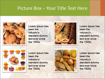Assortment Of Bagels PowerPoint Templates - Slide 14