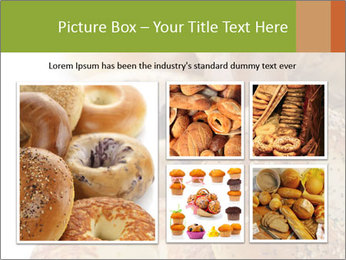 Assortment Of Bagels PowerPoint Templates - Slide 19