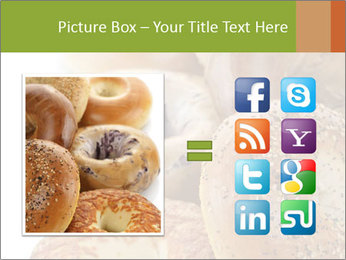 Assortment Of Bagels PowerPoint Templates - Slide 21