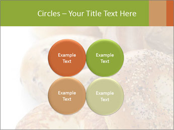 Assortment Of Bagels PowerPoint Templates - Slide 38