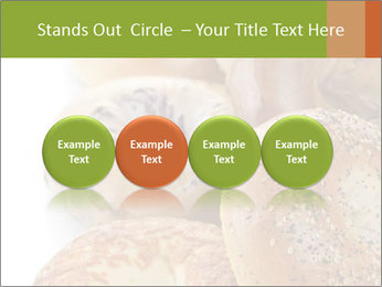 Assortment Of Bagels PowerPoint Templates - Slide 76