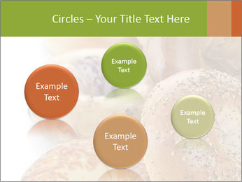Assortment Of Bagels PowerPoint Templates - Slide 77