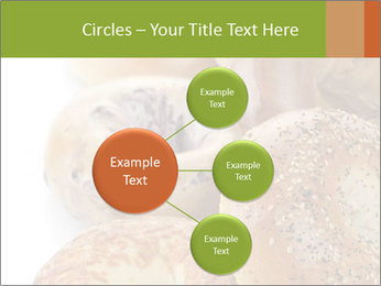 Assortment Of Bagels PowerPoint Templates - Slide 79