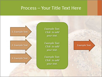 Assortment Of Bagels PowerPoint Templates - Slide 85