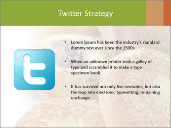 Assortment Of Bagels PowerPoint Templates - Slide 9