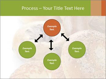 Assortment Of Bagels PowerPoint Templates - Slide 91