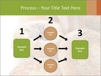 Assortment Of Bagels PowerPoint Templates - Slide 92