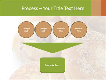 Assortment Of Bagels PowerPoint Templates - Slide 93