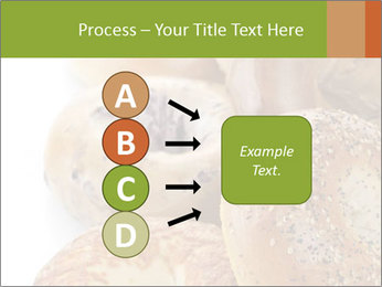 Assortment Of Bagels PowerPoint Templates - Slide 94