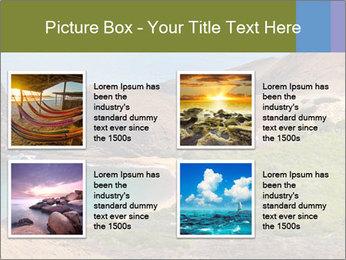 Bartolome island PowerPoint Templates - Slide 14