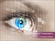 Eye PowerPoint Templates