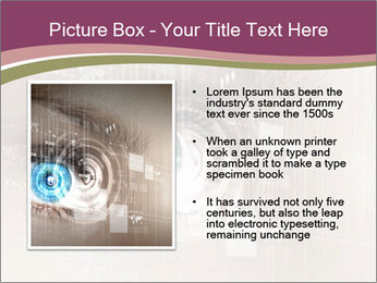 Eye PowerPoint Template - Slide 13