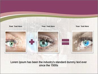 Eye PowerPoint Template - Slide 22