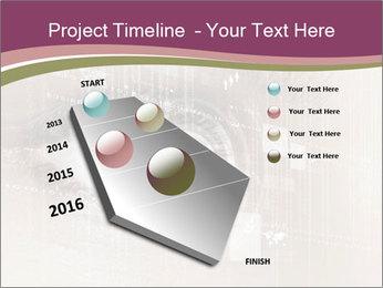 Eye PowerPoint Template - Slide 26