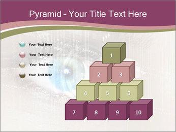 Eye PowerPoint Template - Slide 31