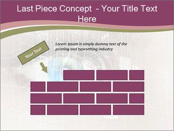 Eye PowerPoint Template - Slide 46