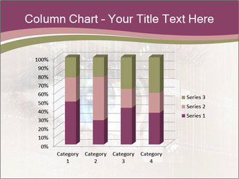 Eye PowerPoint Template - Slide 50