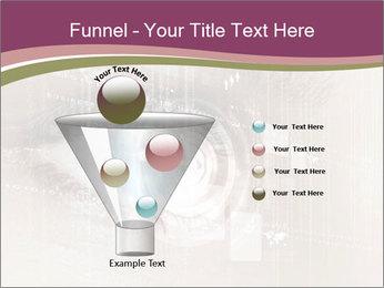 Eye PowerPoint Template - Slide 63
