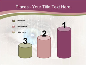 Eye PowerPoint Template - Slide 65