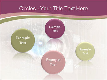 Eye PowerPoint Template - Slide 77