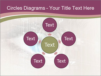 Eye PowerPoint Template - Slide 78