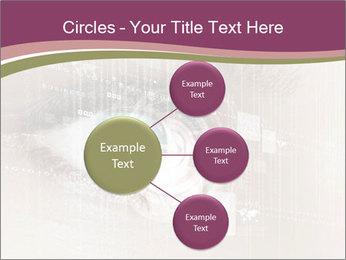 Eye PowerPoint Template - Slide 79