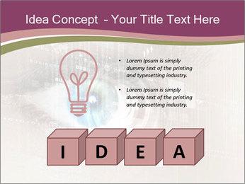 Eye PowerPoint Template - Slide 80