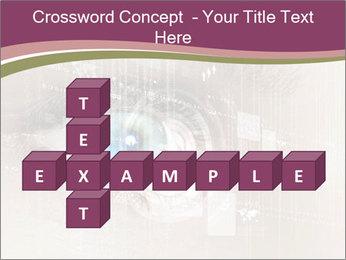 Eye PowerPoint Template - Slide 82