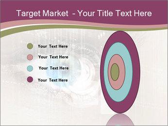Eye PowerPoint Template - Slide 84