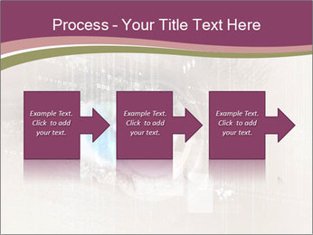 Eye PowerPoint Template - Slide 88